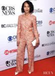 Kerry Washington's Zig a Zag Missoni Suit For The Broadcasting & Cable Hall of Fame Awards Anniversary Gala