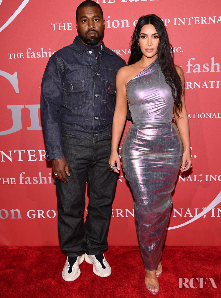 Kim Kardashian In Rick Owens - 2019 FGI Night Of Stars Gala