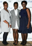 Lupita Nyong'o Was Decked Out In Prince of Wales Check For Her 'Sulwe' Book Launch Party