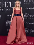 Michelle Pfeiffer Wears Armani For The 'Maleficent: Mistress Of Evil' World Premiere