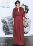 Monica Bellucci Pays Tribute To Francis Ford Coppola  In Dior