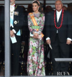 Queen Letizia of Spain Takes Center Stage At The Enthronement Ceremony Of Emperor Naruhito