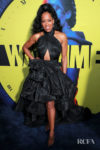 Regina King Wore Oscar de la Renta To The 'Watchman' LA Premiere