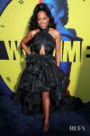 Regina King Wore Oscar de la Renta To The 'Watchman' LA Premiere