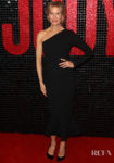 Renée Zellweger's All Black Outing For The 'Judy' Melbourne Premiere