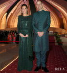 The Duke & Duchess of Cambridge Are Gorgeous In Green In Islamabad