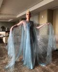 Lady Gaga Is Instaglam In Iris Van Herpen Haute Couture