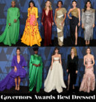 Who Was Your Best Dressed At The 2019 Governors Awards?