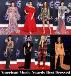 Who Was Your Best Dressed At The 2019 American Music Awards?