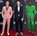 2019 People's Choice Awards Menswear Roundup