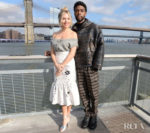 '21 Bridges' New York Photocall With Sienna Miller & Chadwick Boseman