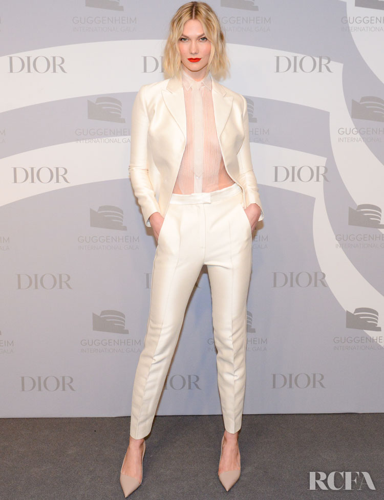 2019 Guggenheim International Gala Presented by Dior