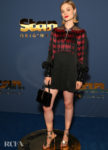 Bella Heathcote Showcases Some Fringed Flare At The Stan Originals Showcase