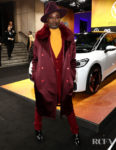Billy Porter Picks Up His GQ Men Of The Year Award In Sies Marjan