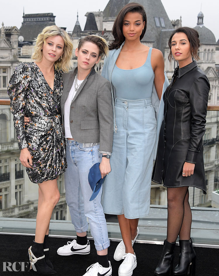 'Charlie's Angels' London Photocall