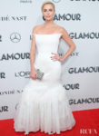 Charlize Theron Wore Givenchy Haute Couture To The  2019 Glamour Women Of The Year Awards