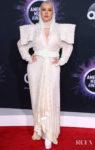 Christina Aguilera In Jean Paul Gaultier Haute Couture - 2019 American Music Awards