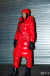 Ciara Rocks Head-To-Toe Moncler For The Macy's Thanksgiving Day Parade