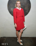 Diane Kruger Attends The Through Her Lens: The Tribeca CHANEL Women's Filmmaker Program Cocktail