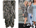Elizabeth Banks' Isabel Marant Issolya Dress