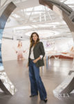 Gisele Bundchen Keeps It Casual For The Dior Skincare Scientific Summit