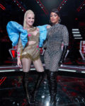 Gwen Stefani & Eve Reunite For Iconic 'Rich Girl' Performance On 'The Voice'