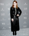 Julianne Moore Was Providing Light-Catching Shimmer In Celine For The WSJ. Magazine 2019 Innovator Awards
