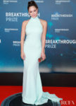 Katharine McPhee Foster Oozes Elegance In Christian Siriano For The 2020 Breakthrough Prize