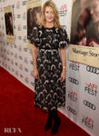 Laura Dern Wore Giambattista Valli For The AFI FEST 2019 Screening of 'Marriage Story'
