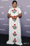 Mindy Kaling In Oscar de la Renta - 2019 Baby2Baby Gala