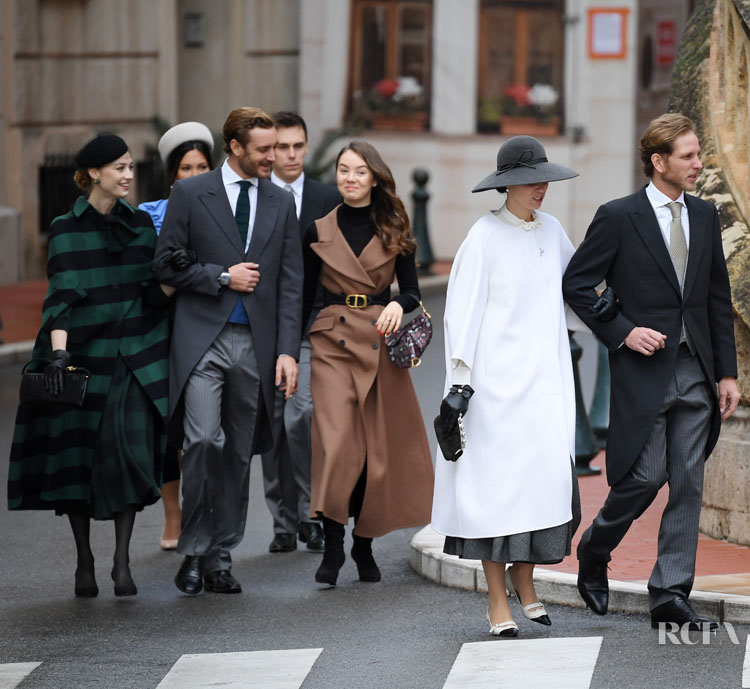 Monaco National Day Was The Day To Don Dior