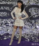 Nicole Scherzinger Wore Raisa Vanessa To The GAY TIMES Honours 500