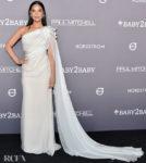 Olivia Munn In Yanina Couture - 2019 Baby2Baby Gala