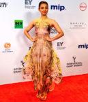 Radhika Apte Brings Iris van Herpen Haute Couture To The 2019 International Emmy Awards