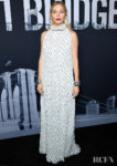 Sienna Miller Returns To Boho For The '21 Bridges' New York Screening