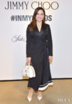 Sophia Bush Gets Wrapped Up For The Saks Fifth Avenue And Jimmy Choo #INMYCHOOS Event