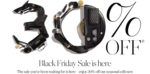 Happy Black Friday – Get 30% off* NET-A-PORTER's Seasonal Edit