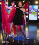 Alessandra Ambrosio Launches Her Wax Figure At Madame Tussauds New York