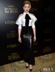 Amber Heard Was Effortlessly Chic At The L'Oréal Paris Women Of Worth Awards