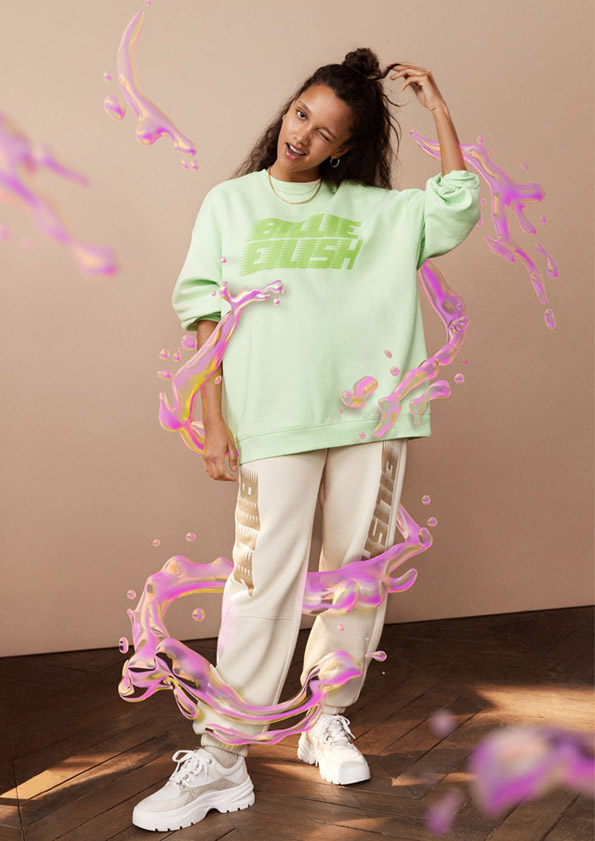 Billie Eilish Merch by H&M