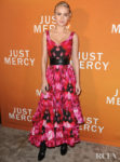 Brie Larson Wore Alexander McQueen To The 'Just Mercy' Celebration Conversation