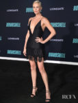Charlize Theron Wore Christian Dior Haute Couture To The 'Bombshell' LA Screening