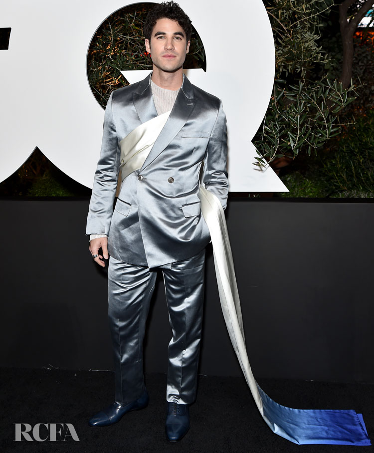 Darren Criss Dons Dior Men For GQ Men Of The Year 2019