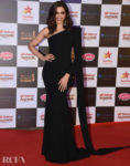 Deepika Padukone Brings Black Magic To The 2019 Star Screen Awards In Alex Perry