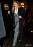 Jennifer Lopez Rocks Dolce & Gabbana & Saint Laurent Promoting 'Hustlers' & 'It's My Party Tour'