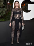 Julia Fox's Lace Alexander Wang Jumpsuit Turns Heads At The GQ Men Of The Year  2019