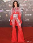 Juliette Binoche Dazzles In Balmain For The 4th International Film Festival Awards Macao (IFFAM)