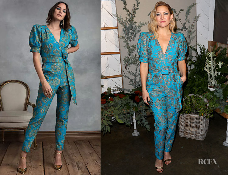 Kate Hudson's HappyxNature Skyglow Jumpsuit