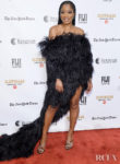 Keke Palmer's Feathered Confection For The 2019 Gotham Awards