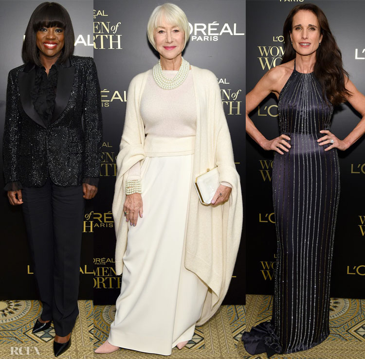 L'Oréal Paris Women Of Worth Awards